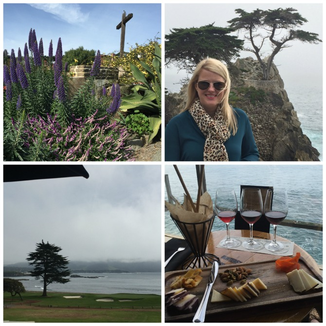 The Holland House: Carmel Sight-Seeing