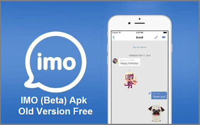 IMO Apk Old Version