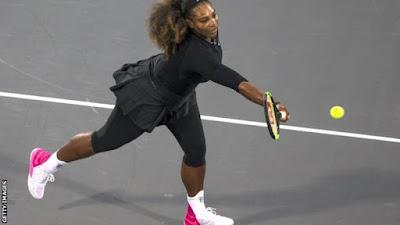 Serena Williams getty image