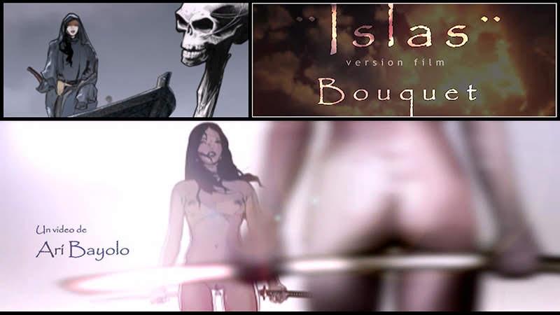 Bouquet - ¨Islas¨ - Videoclip / Dibujo Animado - Dirección: Arí Bayolo. Portal Del Vídeo Clip Cubano