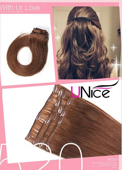 Unice Mall How To Care For Your Hair Extensions
