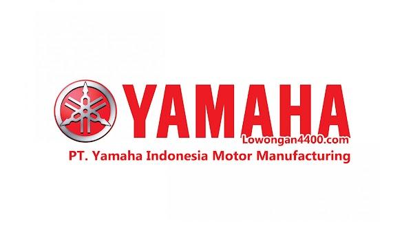 PT. Yamaha Indonesia Motor Manufacturing Agustus 2020