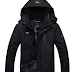 $51.28 (Reg. $78.89) + Free Ship Men's Mountain Waterproof Ski Jacket!