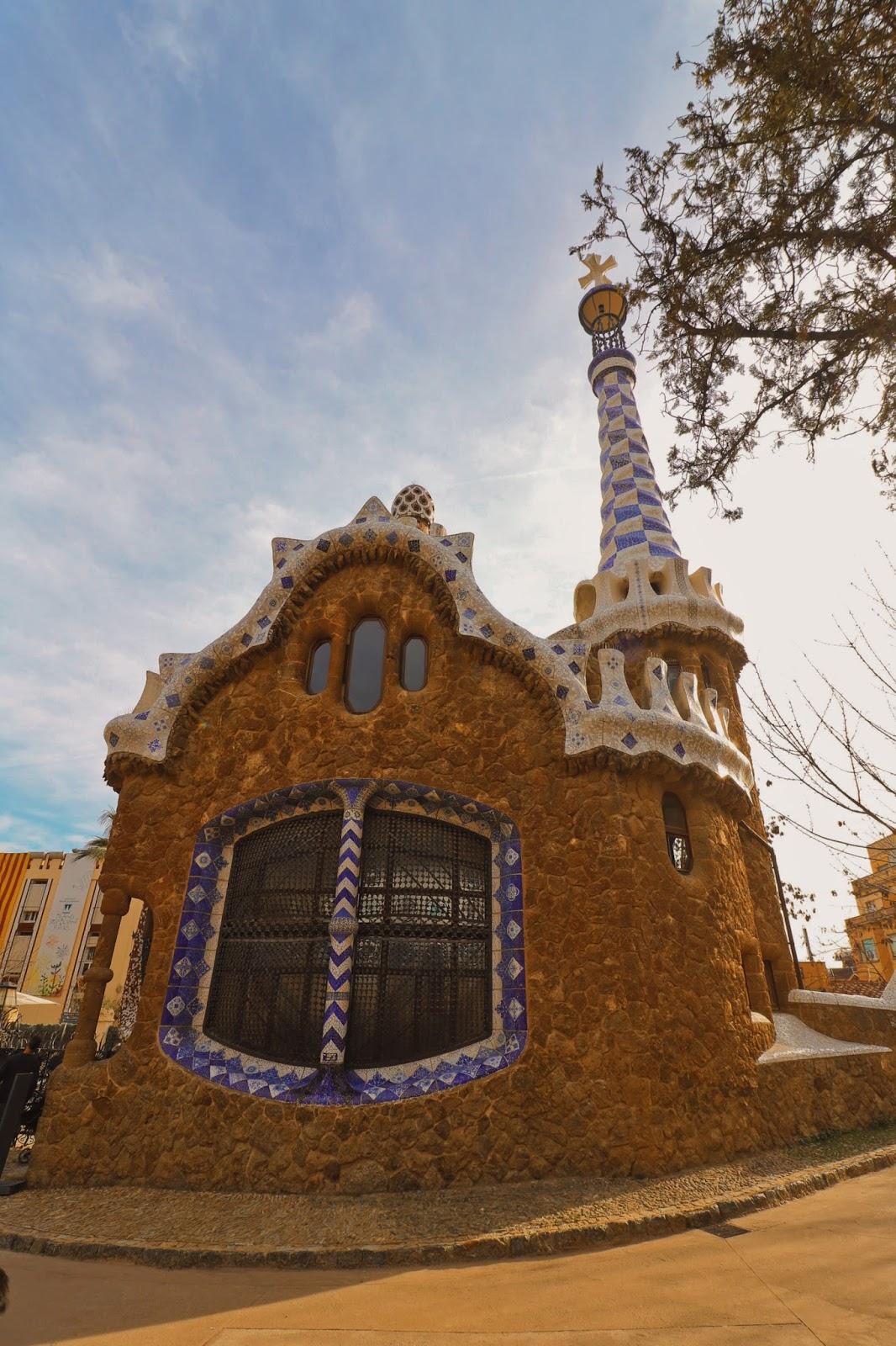 domek z piernika barcelona