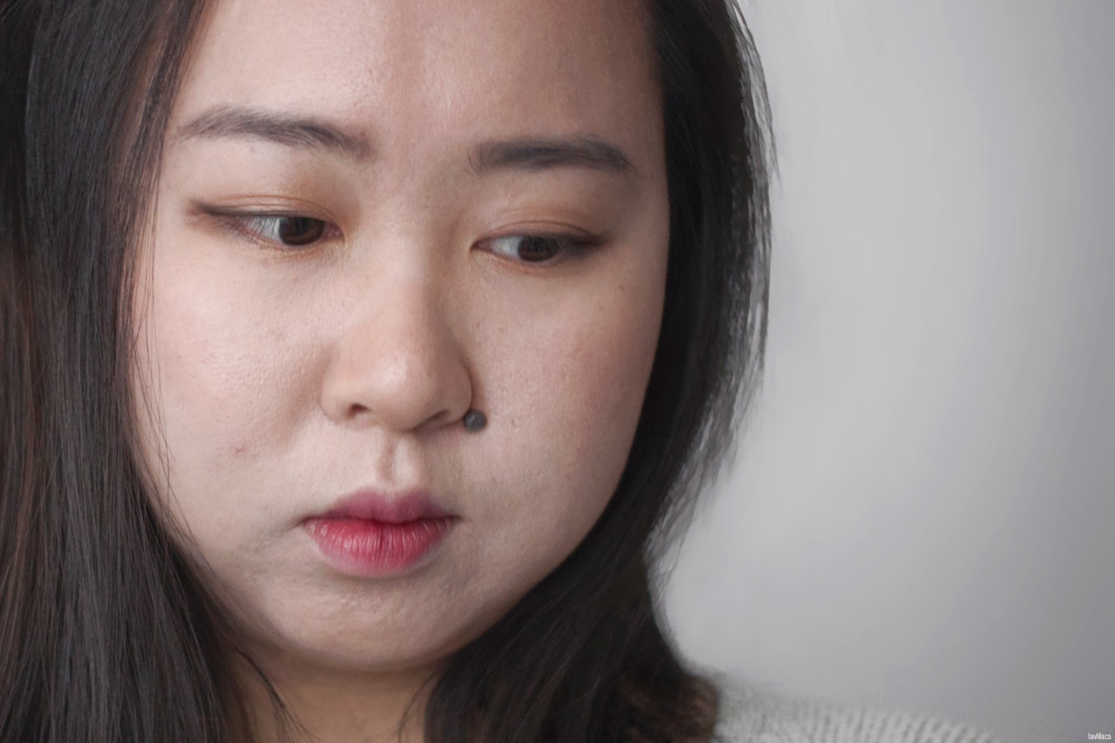 lavlilacs 2017 daily makeup look eyes