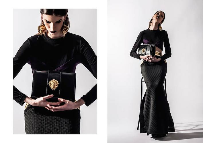 Vincent Billeci fall winter 2014 collection