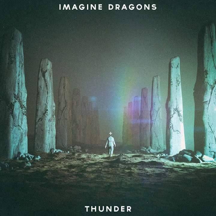Imagine Dragons Thunder Guitar Chords Lyrics Kunci Gitar