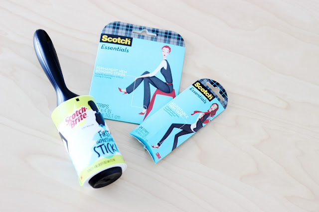 Easy No-Sew DIY Solutions with Scotch™ Essentials
