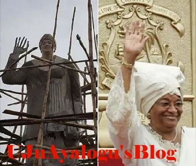 Okorocha to unveil Johnson-Sirleaf's statue