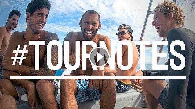 TourNotes Fiji Landing