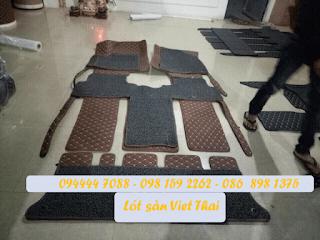 thảm lót sàn kia sedona 2017