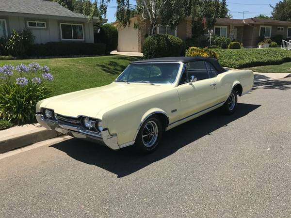 Very Rare 1967 Oldsmobile 442 For Sale