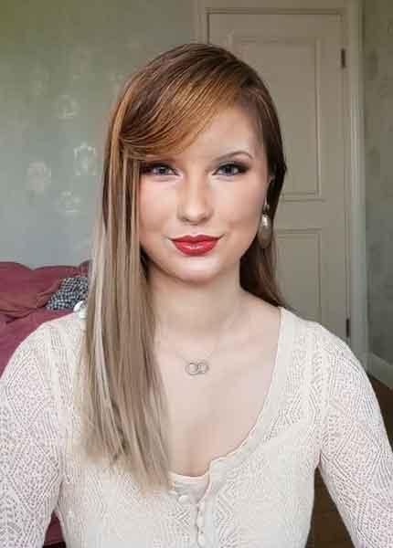 Transformasi Makeup menjadi Taylor Swift