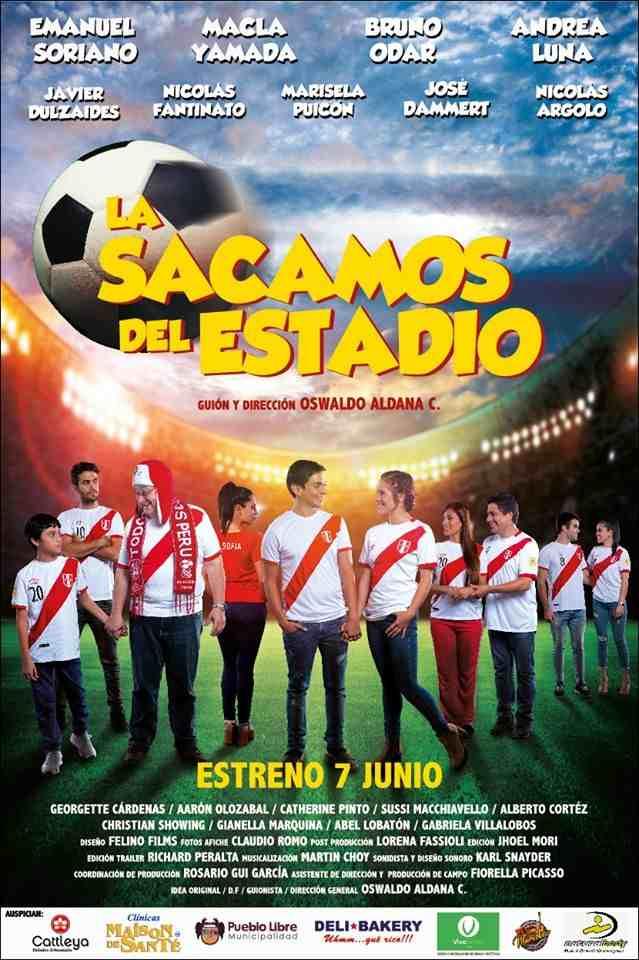 La Sacamos del Estadio (2018)