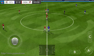 Download DLS 16 v3.0.9 Mod PES 2017 by Muhammad Arzaq Apk + Data
