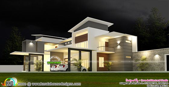 5 Bedroom Modern Contemporary House