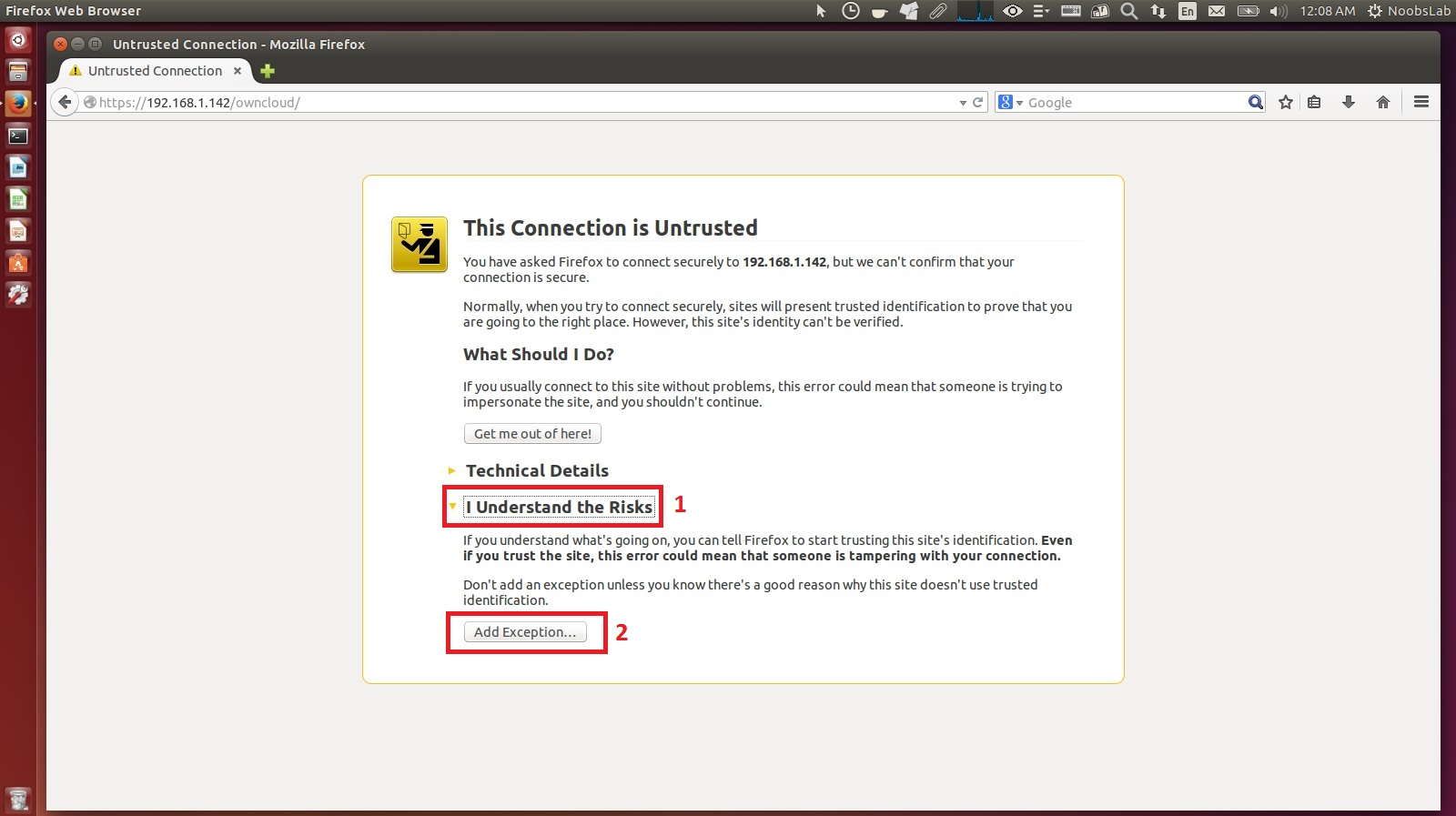 Install ownCloud Version 8 1 13 In Ubuntu/Linux Mint Via PPA And