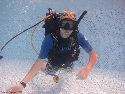 PADI IDC and EFR Instructor courses have been completed for March 2018 on Phuket