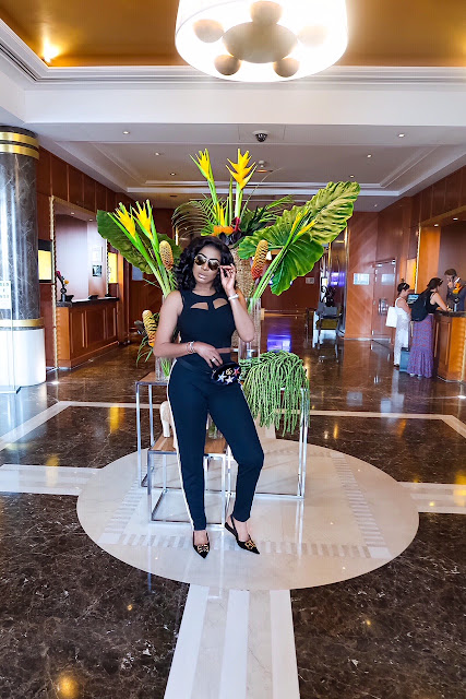 Actress Chika Ike living her best life as she vacations in France (photos)