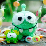 PATRON CUT THE ROPE AMIGURUMI 23628
