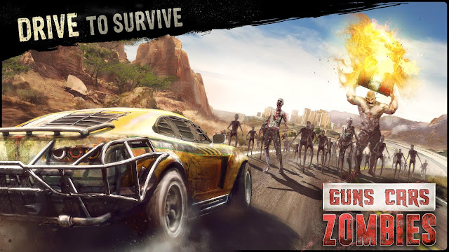 Guns, Cars, Zombies Apk Mod 1