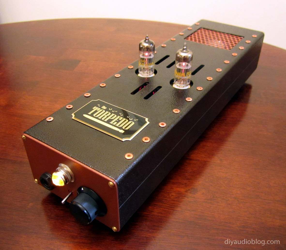 The Torpedo Parafeed Headphone Amplifier - diyAudio