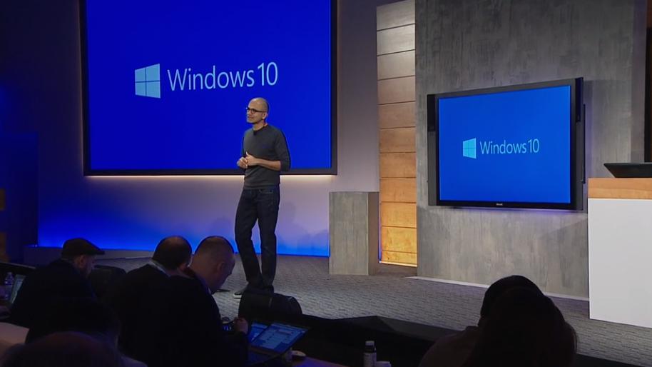 微軟CEO:Windows不是一項產品,而是跨裝置平台的服務