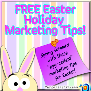 FREE Easter Holiday Marketing Tips Tricks and Ideas