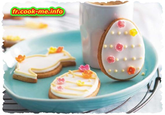 Biscuits de Pâques aux épices