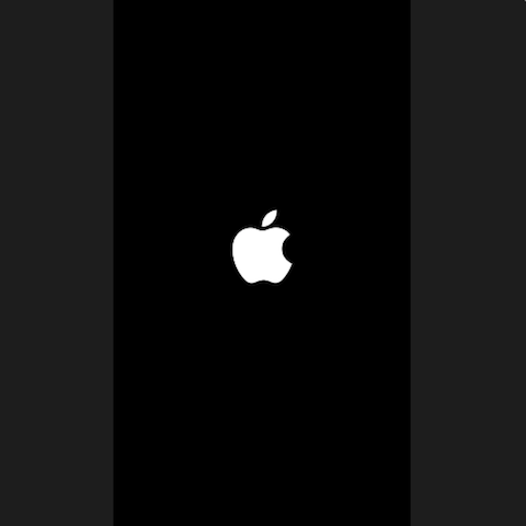 iphone 5 black screen of death apple white screen of クラッシュ 再起動問題を次期アップデートで解決へ 1407