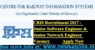CRIS-54-Junior-Software-Engineer-Network-Engineer-Posts-Recruitment