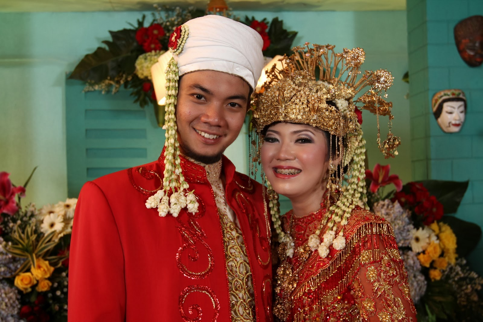 Photo Pengantin Betawi  Album Wedding