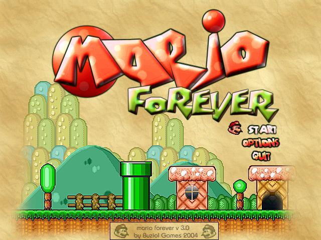 mario forever - Mario Forever v3.0 | PC