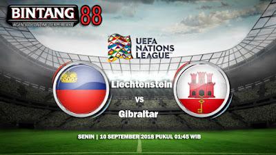 Prediksi Liechtenstein vs Gibraltar 10 September 2018