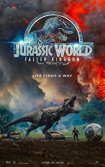 Cine: Jurassic World El Reino Caído