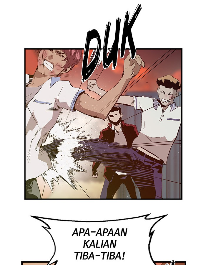 Webtoon Weak Hero Bahasa Indonesia Chapter 23