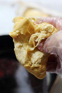 Cách làm bánh sầu riêng chiên béo bùi gây nghiện 3