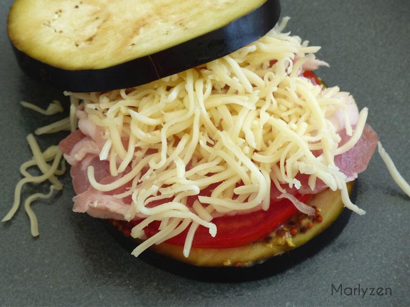 Ajoutez du fromage râpé.