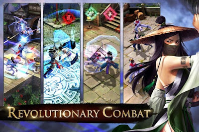 Age of Wushu Dynasty Mod Apk v10.0.0 (Unlimited Mana)