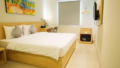 Kamar Tidur Di Hotel Lemo
