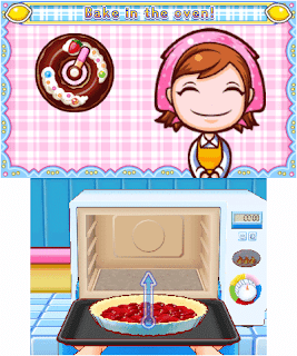 Free Download Cooking Mama 4 Kitchen Magic 3DS CIA USA