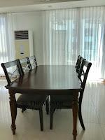 Tòa nhà The Manor quận Bình Thạnh bán hoặc cho thuê | bàn gỗ