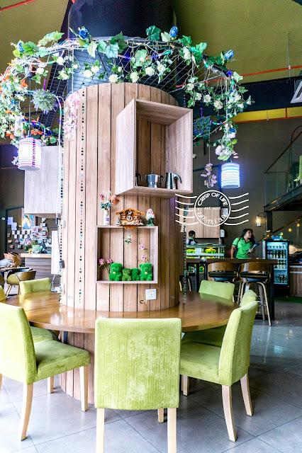 Pony Tale de cafe sPice Canopy Penang