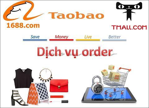 Dịch vụ Order hàng Trung Quốc về Việt Nam chuyên nghiệp, giá rẻ