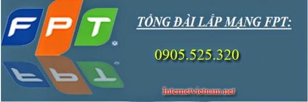 Đăng Ký Lắp Đặt Internet FPT Phường 13 Quận Tân Bình