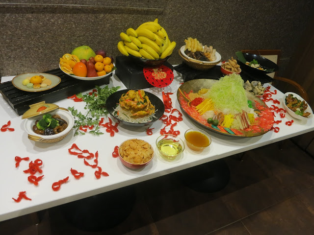 Parkroyal on Beach Road CNY buffet preview