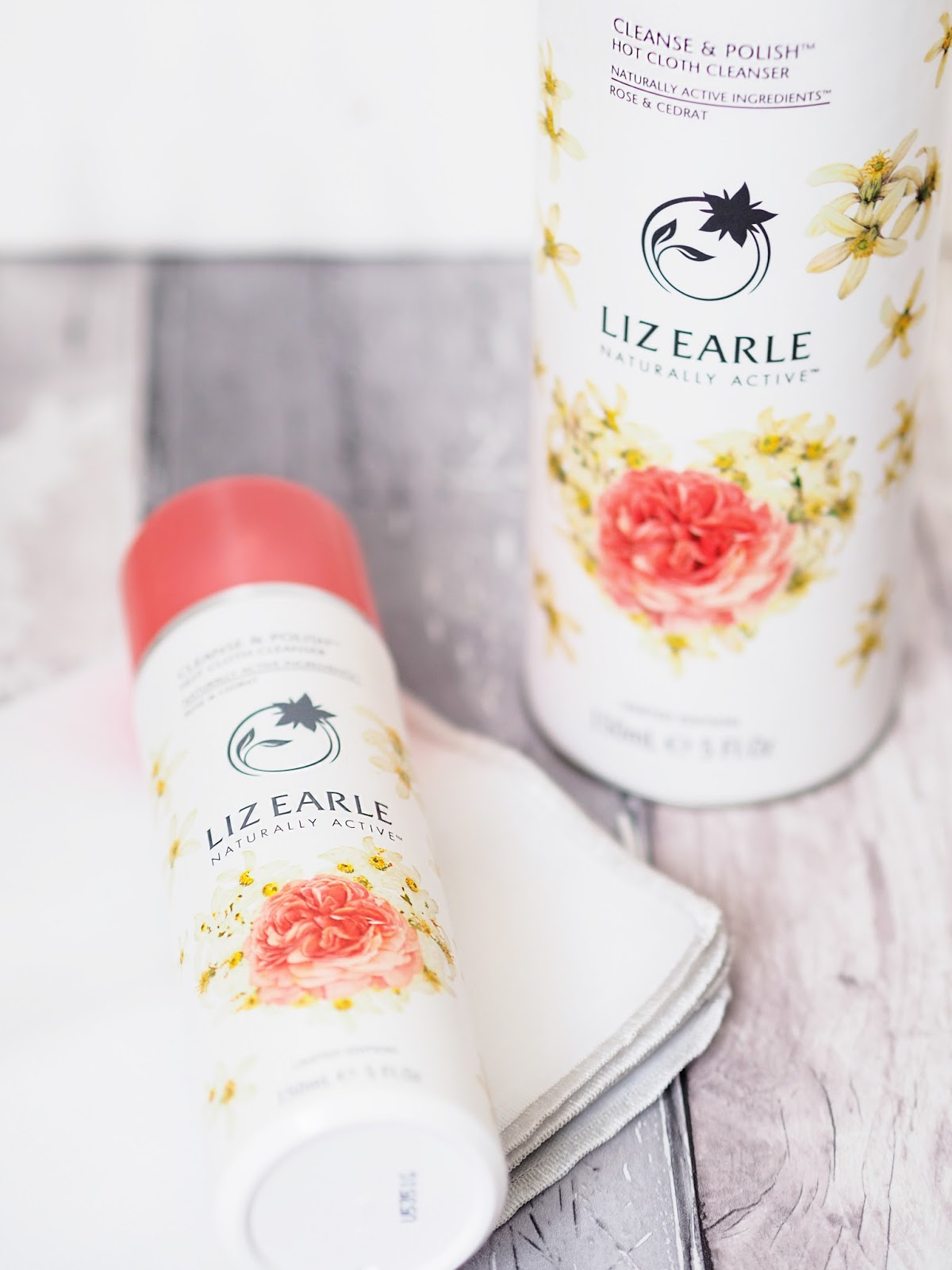 The Skincare Shelf Liz Earle Cleanse Polish Rose Cedrat