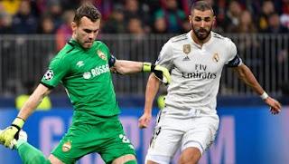 CSKA Moscow vs Real Madrid 1-0 Video Gol & Full Highlights