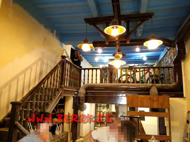 restauración restaurante