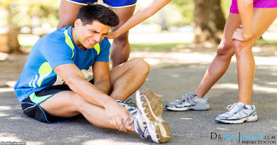 A Treatment Approach to Ankle Sprains - El Paso Chiropractor